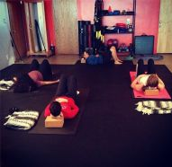 Yoga Tune Up® at Kinesis...