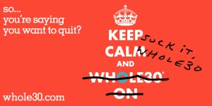 quitting-the-whole30